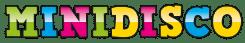 This is the Logo of Minidisco