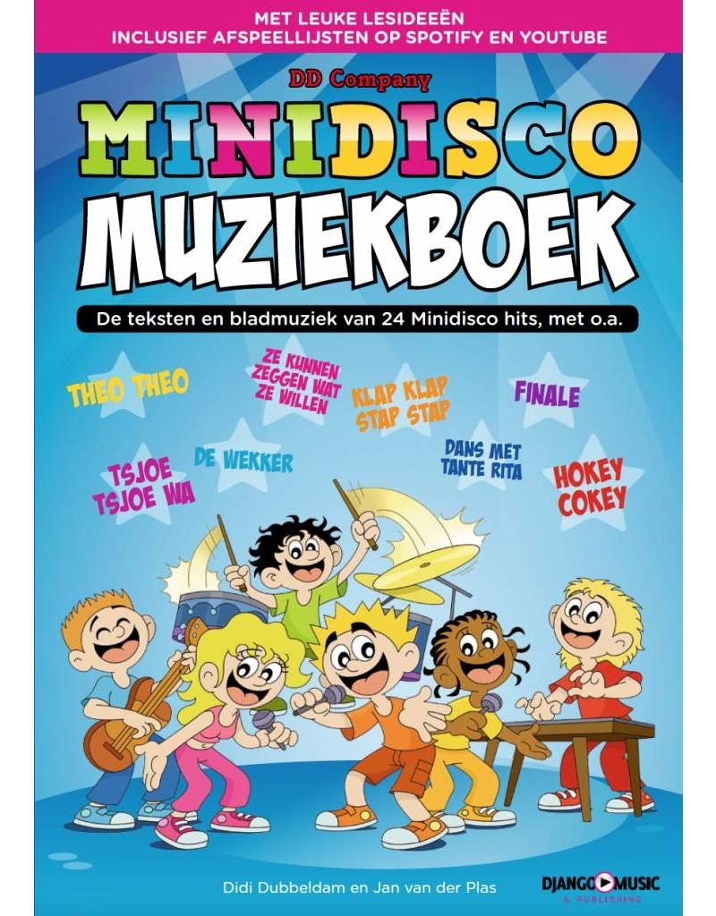 Image of the Minidisco Muziekboek